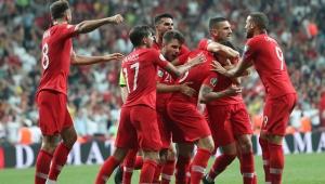 A Milli Takımın UEFA Uluslar Ligi'ndeki fikstürü belli oldu!