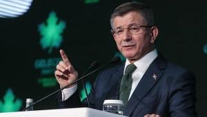 Ahmet Davutoğlu'ndan Ayasofya ile ilgili flaş çıkış!