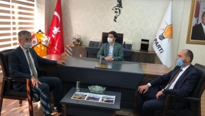 AK Parti Kayseri İl Başkanı Çopuroğlu: Gençlerimiz bizlerin göz bebekleri