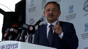 AK Parti'li Özhaseki: Türkiye'de kentsel dönüşüm zorunluluktur
