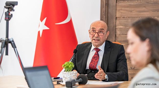 """Başkan Soyer TÜRSAB toplantısında konuştu: """"İzmir turizminin anayasasını yazdık"""""""