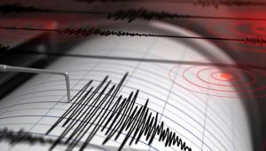 Bingöl'de 5.6 büyüklüğünde deprem