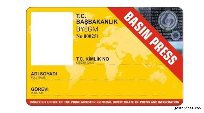 CHP İnternet medyasında çalışanlara basın kartı verilsin teklifinde bulundu!