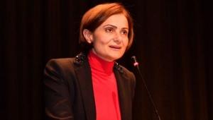 CHP İstanbul İl Başkanı Canan Kaftancıoğlu'na verilen hapis cezalarını onadı!