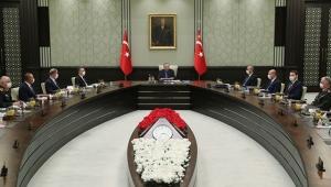 Cumhurbaşkanı Erdoğan başkanlığında toplanan MGK'da terörle mücadelede 'karalılık' mesajı