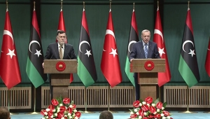 Cumhurbaşkanı Erdoğan: Libya'yı kan ve gözyaşına boğanları tarih yargılayacaktır