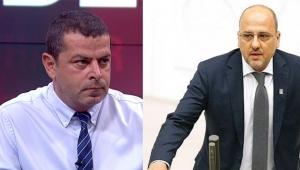Cüneyt Özdemir Ahmet Şık kavgası olay oldu!