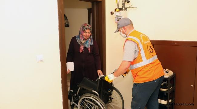 Engellinin Hayatını Kolaylaştıran Belediye