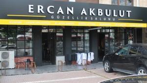 Ercan Akbulut Güzellik Merkezi ile kendinizi şımartabilirsiniz!