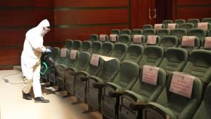 Eskişehir'de Meclis Toplantısı İçin Hazırlıklar Sürüyor