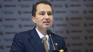 Fatih Erbakan'dan dikkat çeken yorum: ABD iç savaşa sürükleniyor