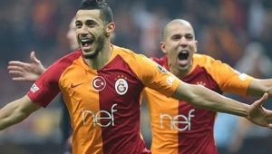 Galatasaray'da Belhanda ve Feghouli için 30 milyon euro!