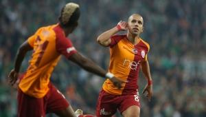 İspanyol Real Betis, Galatasaraylı Feghouli'yi istiyor!