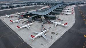 İstanbul Havalimanı'nda otopark yüzde 50 indirimli