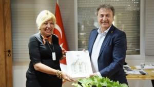 İzmir Bornova'da İTB'dan Başkan İduğ'a ziyaret!