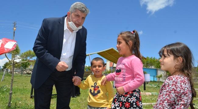 Kayseri Bünyan'da Başkan Altun;