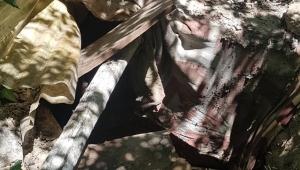 Kayseri'de 3 yaşındaki Alperen'in katil zanlısı, Boş bulduğum mezara gömdüm!