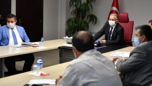 Kayseri'de Başkan Büyükkılıç'tan