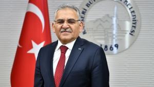 Kayseri'de Başkan Büyükkılıç'tan YKS'de