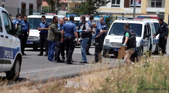 Kayseri'de boş arazide cenin bulundu