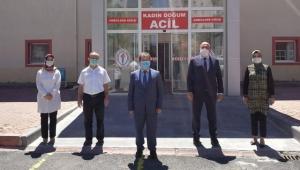 Kayseri'de Çocuk acil, kadın doğum ve çocuk poliklinikleri hasta kabulüne başladı!