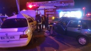 Kayseri'de feci kaza 3 yaralı