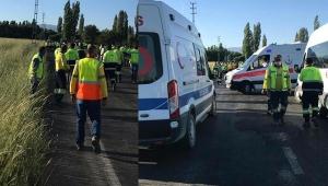 Kayseri'de işten çıkarılan işçi, servis aracına ateş açtı: 5 yaralı
