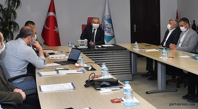 Kayseri Erciyes'in Yatırımları Büyükşehir tarafından planlandı!