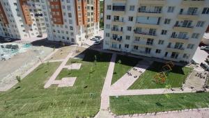 Kayseri Hacılar Belediyesi Bir Park Daha Tamamlanma Aşamasına Geldi!