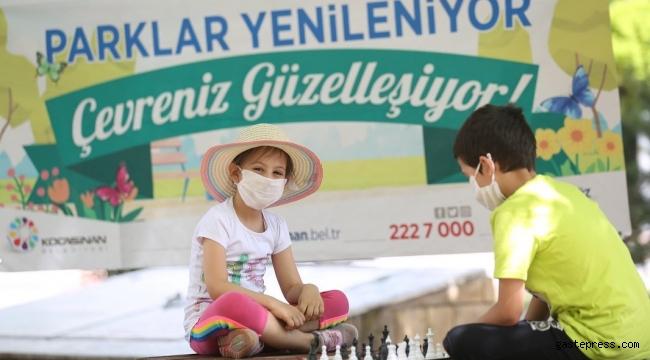 Kayseri Kocasinan Belediyesi Çocukları Önemsiyor!