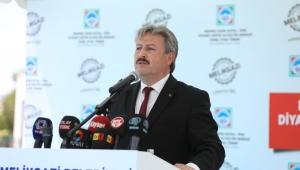 Kayseri Melikgazi Belediyesi Diyanet Eğitim ve Kültür Merkezi'nin Temelini Attı
