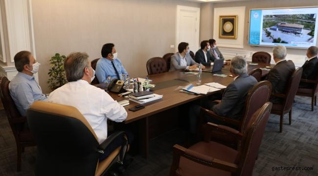 Kayseri Melikgazi'de Eğitim Yatırımları Masaya Yatırıldı!