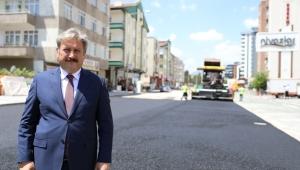 Kayseri Melikgazi Tacettin Veli Mahallesi'nde Büyük Çalışma Başladı!