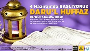 Konya'da Daru'l Huffaz Hafızlarla Yeniden Buluşuyor!