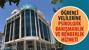 Konya'da Öğrenci Velilerine Psikolojik Danışmanlık ve Rehberlik Hizmeti