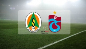 Kupa Finalinin Provası Gibi Maç; Alanyaspor - Trabzonspor!