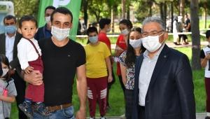 Memduh Başkanla Kayseri'de Neşeli Bir Gün!
