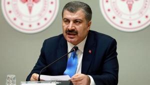 Sağlık Bakanı Koca'dan asker uğurlayanlara mesaj