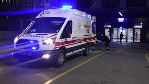 Van'da güvenlik korucularının geçişi sırasında EYP'li saldırı: 1 yaralı