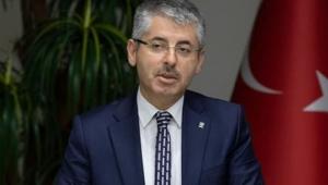 AK Parti Kayseri İl Başkanı Çopuroğlu'ndan Bayram mesajı!