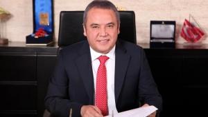 Antalya'da Başkan Muhittin Böcek 24 Temmuz Basın Bayramı Mesajı yayımladı!