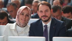 Bakan Berat Albayrak'ın eşi Esra Albayrak ve ailesine hakaret içerikli paylaşıma İstanbul'da 5 kişi gözaltına alındı!