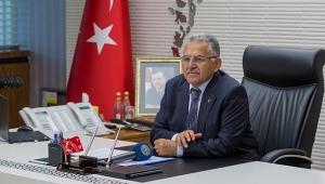 Başkan Büyükkılıç, 24 Temmuz Gazeteciler ve Basın Bayramı dolayısıyla mesaj yayımladı!