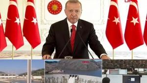 Cumhurbaşkanı Tayyip Erdoğan: Hakkımız olan şeyleri söke söke alacağız!