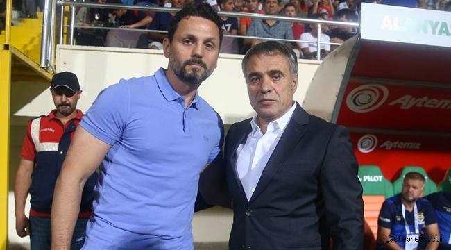 Erol Bulut Fenerbahçe'ye, Ersun Yanal Alanyaspor'a gidiyor!