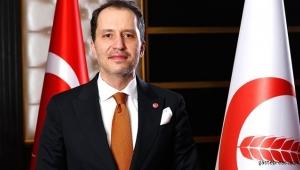Fatih Erbakan, Bizim iktidarımızda dayısı olan değil hakkı olan hizmet makamına gelecek!