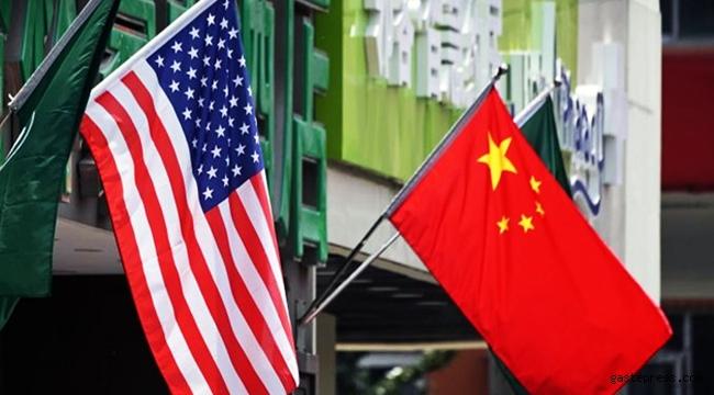 Gerilim artıyor! ABD, Çin'e 72 saat süre verdi!