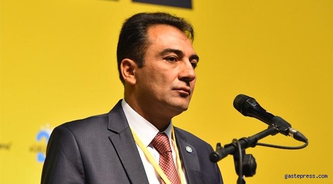İYİ Parti Kayseri İl Başkanı Sebati Ataman'dan Kurban Bayramı Mesajı