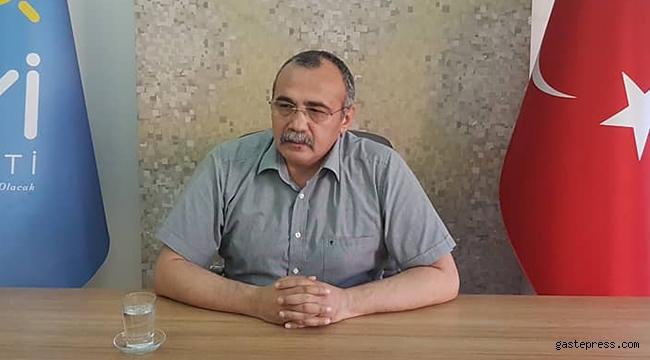 İYİ PARTİ Kayseri Melikgazi İlçe Başkanı Erdal DAĞ , bu akşam katıldığı interaktif yayın programında çarpıcı açıklamalarda bulundu.