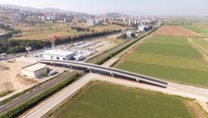 İzmir Büyükşehir'den Menemen'e köprü!